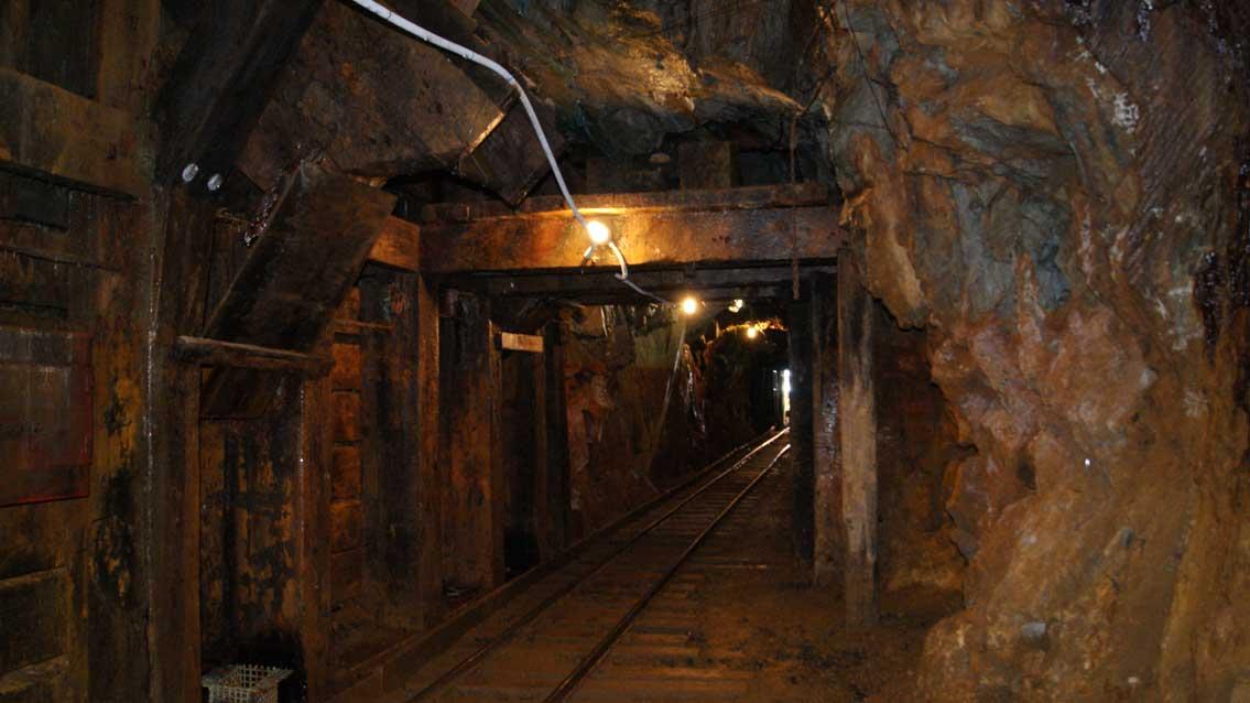 Old Mine Tunnel British Columbia